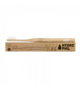 Sustainable Bamboo Toothbrush, medium, natural