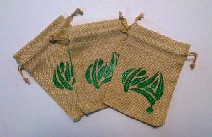 Jute Bag for Essential Oils
