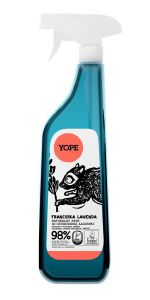 YOPE French Lavender Natural Bathroom Cleaner 750 ml
