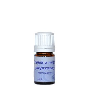 Peppermint Oil 100%   5 ml