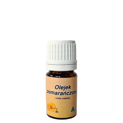 Orange Oil 100%   5 ml